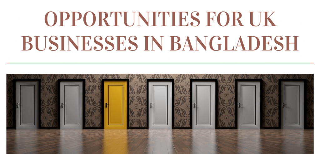 Business Opportunity in Bangladesh